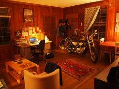 Rocinante Chillin at home in Chapel Hill