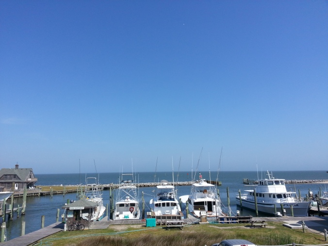 View from Hatteras room!