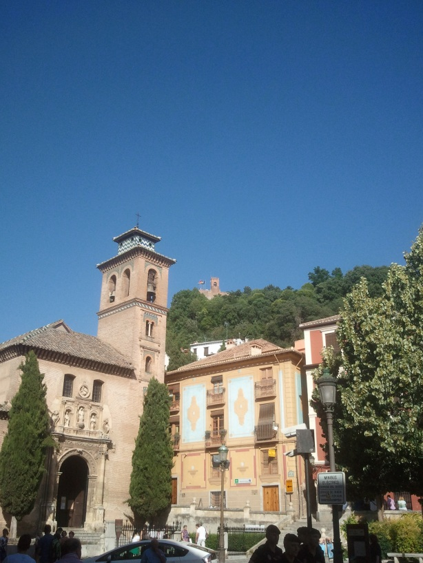 Santa Ana y Alhambra