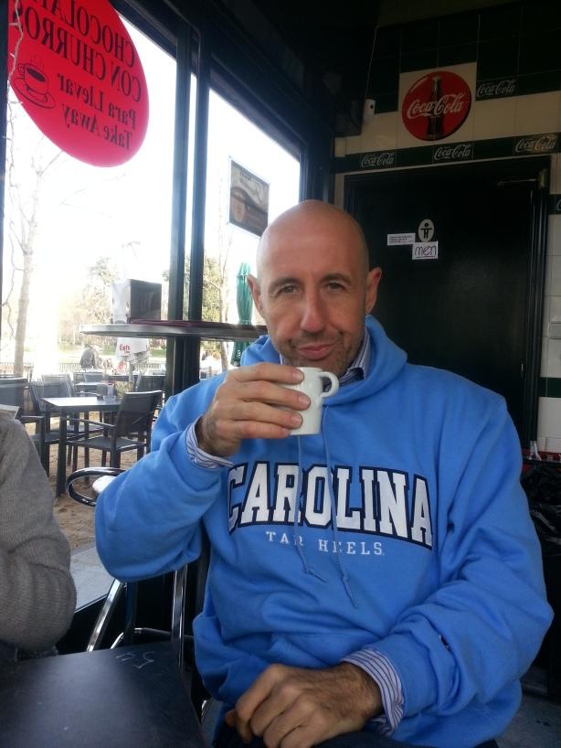 Café en el retiro