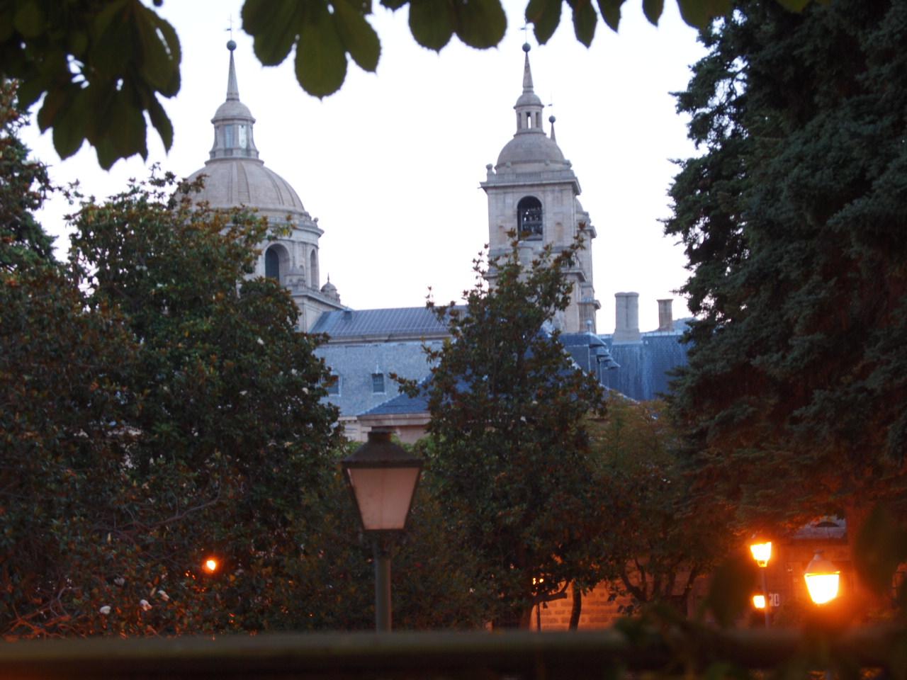 Dinner at El Escorial