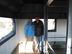 With Jaime