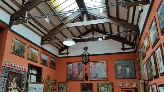 Museo Sorolla main hall