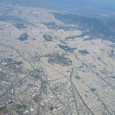 Approaching Athens