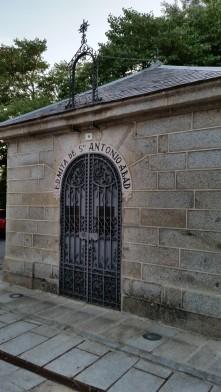 San Antonio in El Escorial