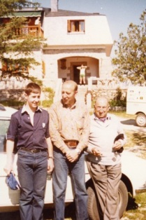 3 generations of motorheads
