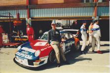 Alfonso's Kremer Porsche