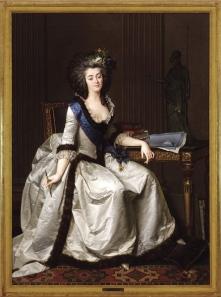 Madame de Villeneuve-Flayosc