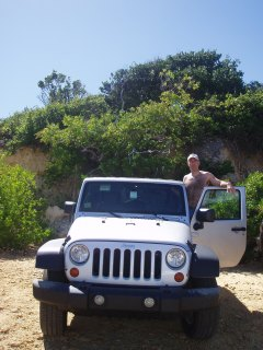 Horrible 4 door Jeep
