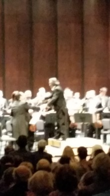 That is Riccardo Muti, you can tell by his great hair!