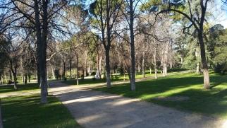 Miles of quiet paths