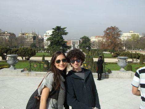 Walnut Hill students enjoying the park (2008)