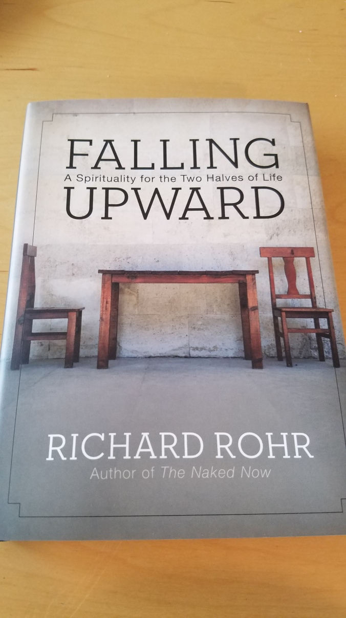 Richard Rohr's wonderful lessons
