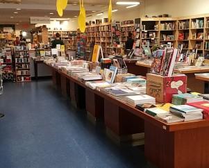 A town needs an independent book store
