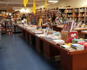 A town needs an independent book store