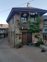 A village in El Bierzo