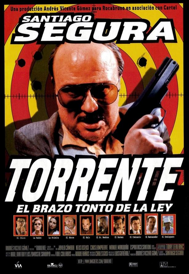 Torrente poster