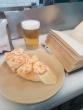 My favorite tapa in Madrid (secret location)