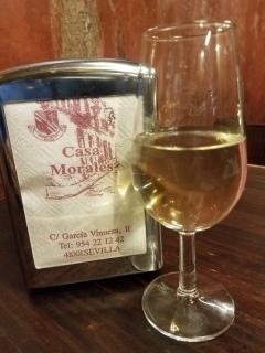 Bone dry sherry - Manzanilla