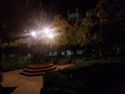 A square in Santa Cruz