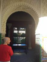Checking out Casa Pilatos