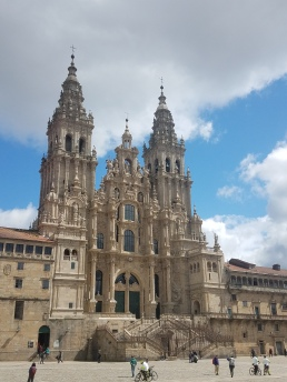 The Baroque explosion that is the Cathedral