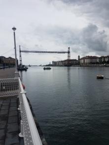 Transporter bridge Portugalete-Getxo