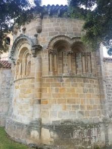I am a sucker for Romanesque architecture!