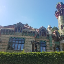 Gaudí did not only work in Barcelona - El Capricho in Comillas