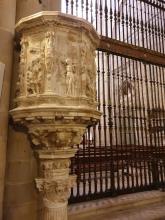 Renaissance pulpit