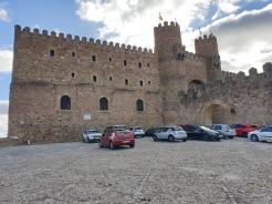 Castle turned Parador