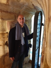 A (tiny) medieval door
