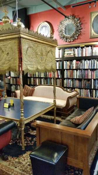 Check out this quirky bookstore in Asheville North Carolina