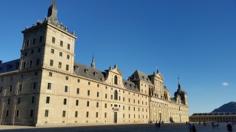 "The main façade from the ""lonja"""
