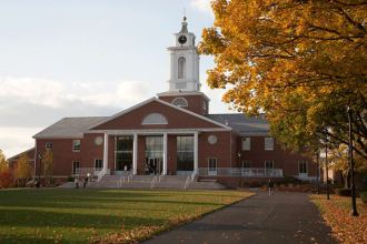 Bentley University library