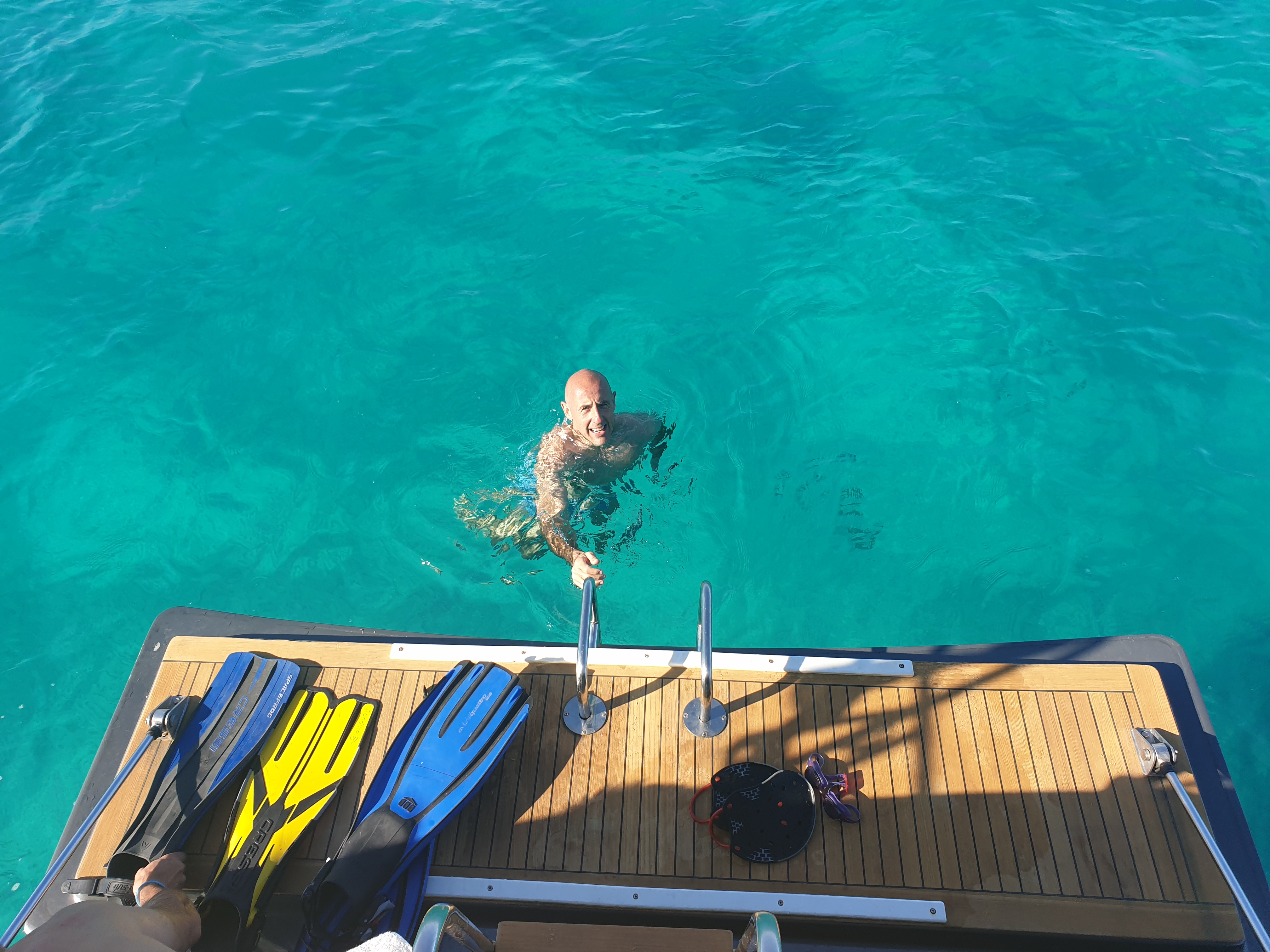 Taking a break in Mallorca