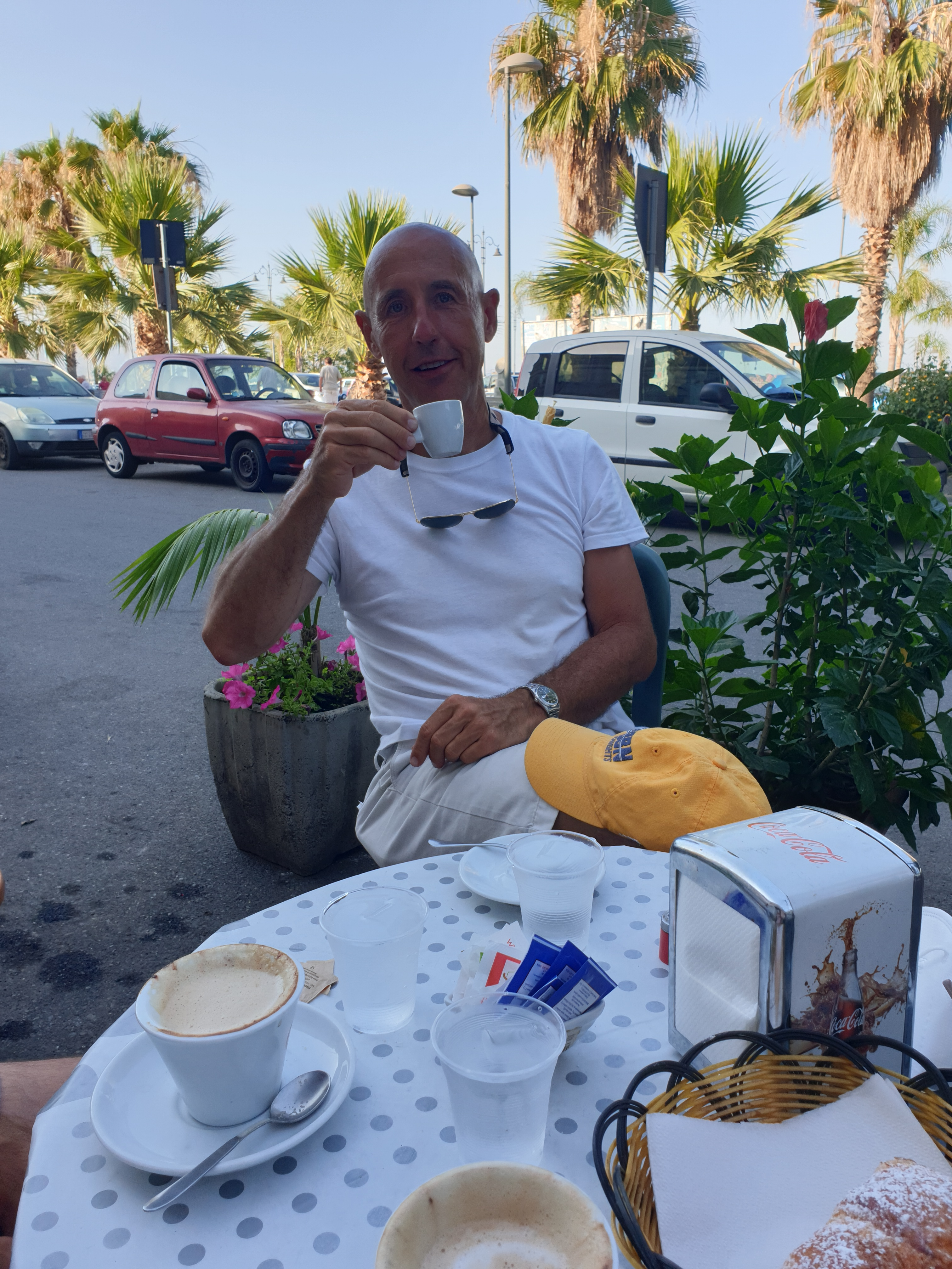 The full coffee experience in Sicily