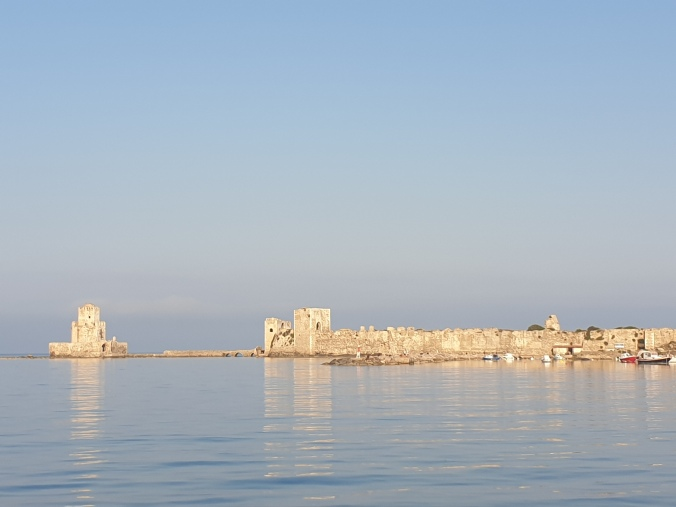 The Venetian-Ottoman tower in Methoni
