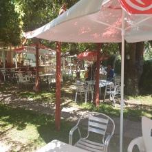 "Cool ""La Pradera"" restaurant"