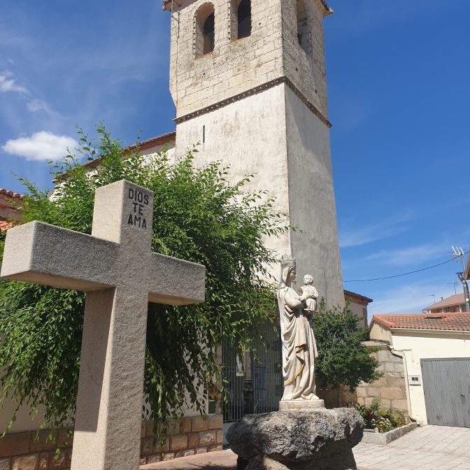 Church at Canencia